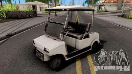 Caddy GTA VC Xbox для GTA San Andreas