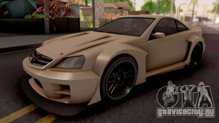 Benefactor Feltzer GTA 5 для GTA San Andreas
