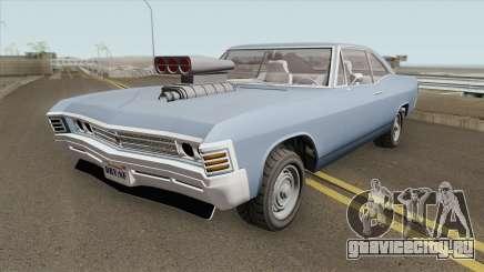 Declasse Impaler GTA V HQ для GTA San Andreas