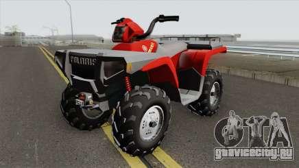 Quadriciclo CB Tramandai для GTA San Andreas