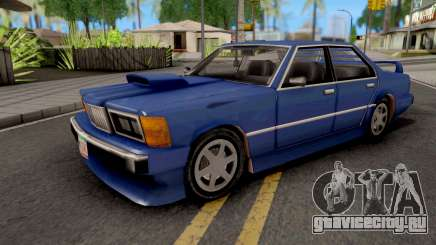 Sentinel XS GTA VC Xbox для GTA San Andreas