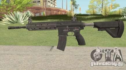 HK416 Classic (PUBG) для GTA San Andreas