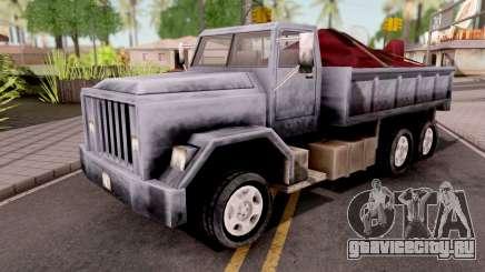 Flatbed GTA VC Xbox для GTA San Andreas