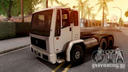 DFT30 Truck v2 (VW 16200 Edition 6x2) для GTA San Andreas
