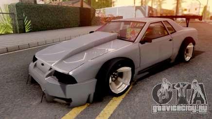 Elegy Drift Grey для GTA San Andreas