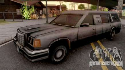 Romero Hearse from GTA VC для GTA San Andreas