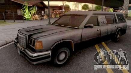 Romero Hearse from GTA VC для GTA San Andreas