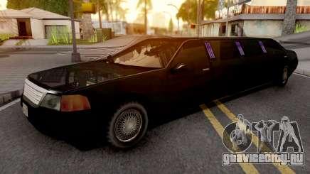 Stretch GTA IV для GTA San Andreas
