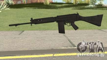 SLR (PUBG) для GTA San Andreas