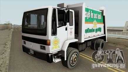 Mercedes-Benz Sri Lankan Trash Truck для GTA San Andreas