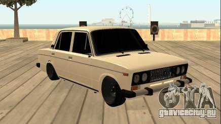 ВАЗ 2106 Седан Классический для GTA San Andreas