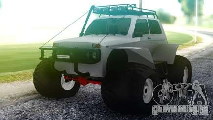 Лада Нива Супер Внедорожник для GTA San Andreas