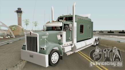 Kenworth W900 Extra Long Cab V2 для GTA San Andreas
