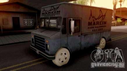 Boxville GTA VC Xbox для GTA San Andreas