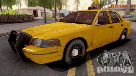 Ford Crown Victoria Taxi Sedan для GTA San Andreas