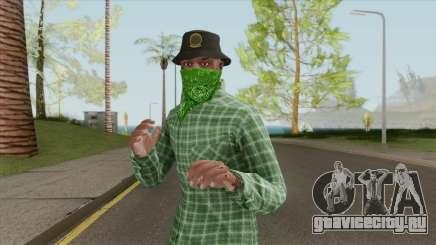 Skin Random 185 V1 (Outfit Lowrider) для GTA San Andreas