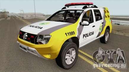 Renault Duster Oroch (PMRP) для GTA San Andreas