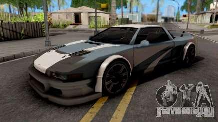Infernus M3 GTR Most Wanted Edition для GTA San Andreas
