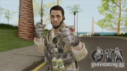 ISI Soldier V2 (Call Of Duty: Black Ops II) для GTA San Andreas
