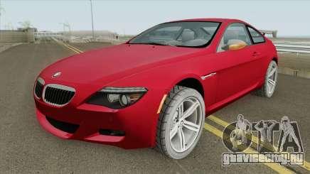 BMW M6 HQ для GTA San Andreas