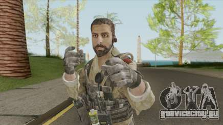 ISI Soldier V1 (Call Of Duty: Black Ops II) для GTA San Andreas