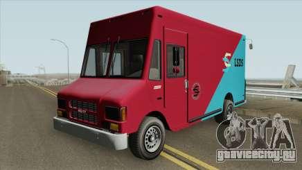Brute Boxville GTA V IVF для GTA San Andreas