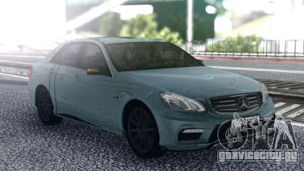 Mercedes-Benz E63 AMG S 4matic 2014 для GTA San Andreas