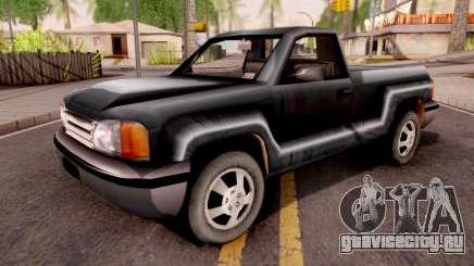 Bobcat GTA III Xbox для GTA San Andreas