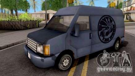 Toyz Van GTA III Xbox для GTA San Andreas