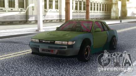 Nissan Silvia S13 Street Drift для GTA San Andreas
