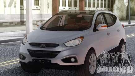Hyundai Tucson Crossover для GTA San Andreas