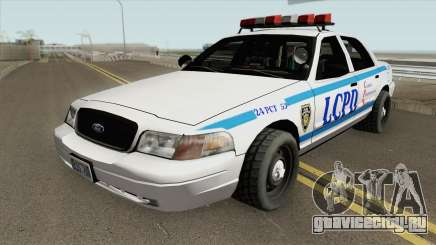 Ford Crown Victoria LCPD (SA Style) для GTA San Andreas