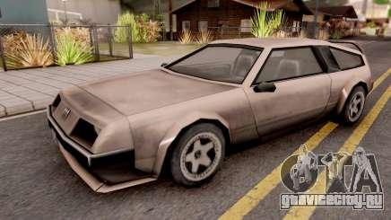 Deluxo from GTA VC для GTA San Andreas