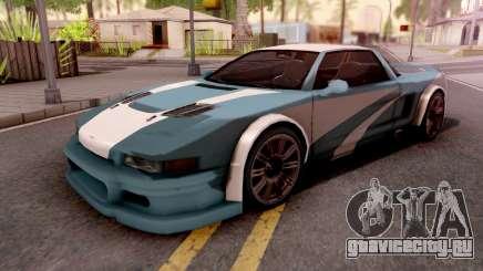 Infernus M3 GTR Most Wanted Edition v2 для GTA San Andreas