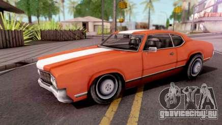 Sabre Turbo GTA VC Xbox для GTA San Andreas