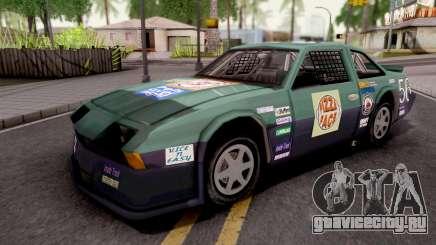 Hotring Racer A GTA VC Xbox для GTA San Andreas