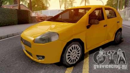 Fiat Punto 2006 для GTA San Andreas