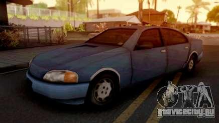FBI Kuruma GTA III Xbox для GTA San Andreas