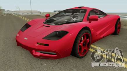 Mclaren F1 IVF для GTA San Andreas