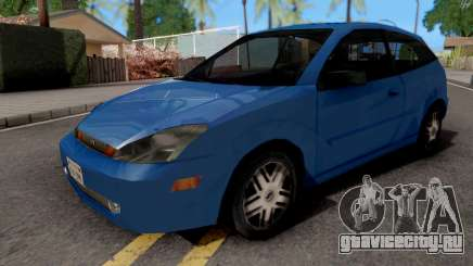 Ford Focus Tuning для GTA San Andreas