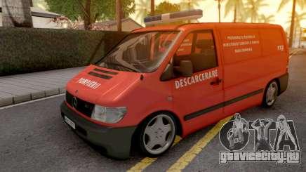 Mercedes-Benz Vito 2000 Descarcerare для GTA San Andreas