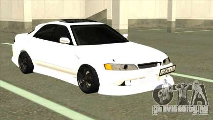 Toyota Mark II Drift для GTA San Andreas