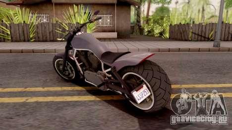 Nightblade GTA V для GTA San Andreas