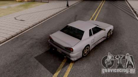 Elegy BN Sports для GTA San Andreas