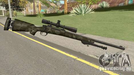 Firearms Source M24 для GTA San Andreas