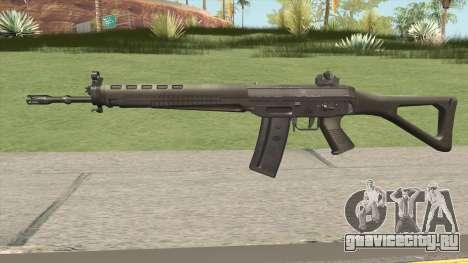 Firearms Source SIG SG-550 для GTA San Andreas