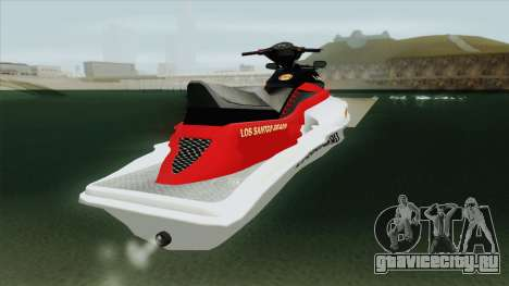 Speedophile Seashark Lifeguard GTA V для GTA San Andreas