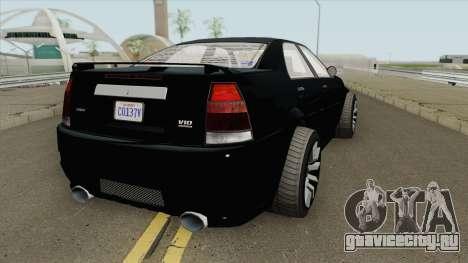 Albany Presidente GTA IV FIB для GTA San Andreas