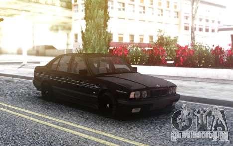 BMW Alpina B10 для GTA San Andreas