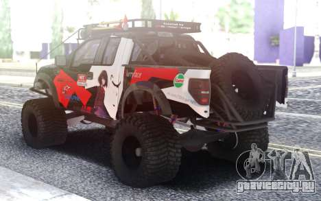 Ford Raptor F 150 для GTA San Andreas
